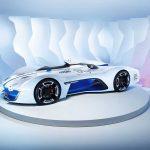 Alpine Vision Gran Turismo : Renault présente un modèle à l'échelle 1:1 20