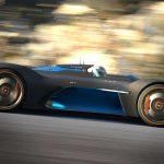 Alpine Vision Gran Turismo : Renault présente un modèle à l'échelle 1:1 19