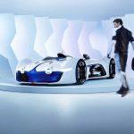 Alpine Vision Gran Turismo : Renault présente un modèle à l'échelle 1:1 17