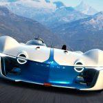 Alpine Vision Gran Turismo : Renault présente un modèle à l'échelle 1:1 12