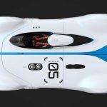 Alpine Vision Gran Turismo : Renault présente un modèle à l'échelle 1:1 37
