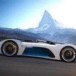 Alpine Vision Gran Turismo : Renault présente un modèle à l'échelle 1:1 9