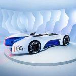 Alpine Vision Gran Turismo : Renault présente un modèle à l'échelle 1:1 5