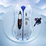 Alpine Vision Gran Turismo : Renault présente un modèle à l'échelle 1:1 35