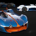 Alpine Vision Gran Turismo : Renault présente un modèle à l'échelle 1:1 34