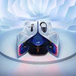 Alpine Vision Gran Turismo : Renault présente un modèle à l'échelle 1:1 32