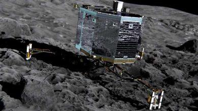 Photo of Rosetta enverra des données « dès que possible » de son flirt avec Tchouri