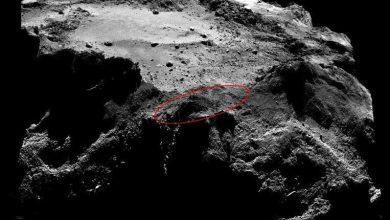 Photo de Rosetta : est-ce que la mission de Philae est en péril ?