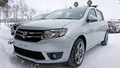 Photo de Sandero : Dacia prévoit une version plus sportive