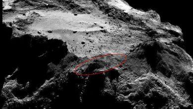 Photo de Rosetta : pas de survol rapproché pour retrouver Philae