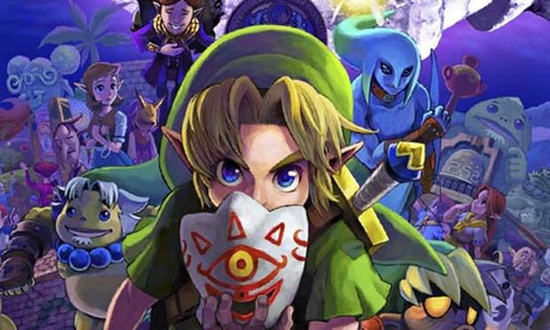 The Legend of Zelda: Majora's Mask : une seconde vie pour ce jeu incompris 1