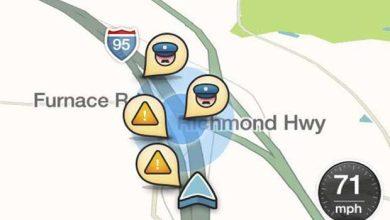 Photo de Waze : une application qui met en danger les policiers