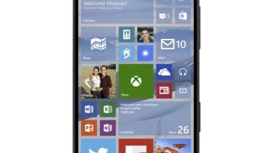 Windows 10 : une version bêta pour smartphones