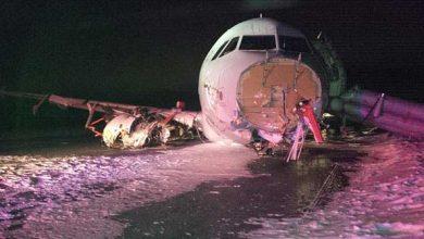 Photo de Grosse frayeur à l'atterrissage pour un Airbus A320