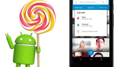 Photo of Google : Android Lollipop passe en version 5.1