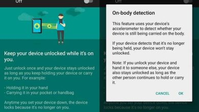 Photo of Android Lollipop : Google teste On-Body Protection