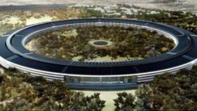 Photo of Apple : un drone filme le chantier du Campus 2
