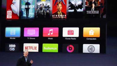 Photo de Apple veut nous proposer de la télévision