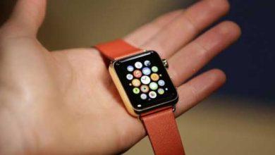 Photo de Apple Watch : premier verdict