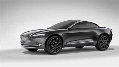 Photo de DBX : Aston Martin explore le concept d'une familiale électrique