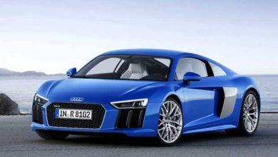 Photo de Audi lève le voile sur ses nouvelles R8 et R8 e-tron