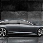 Prologue Avant : la beauté avant-gardiste de la technologie Audi