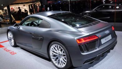 Photo de Audi : quatre versions de la sportive R8 au Salon de Genève