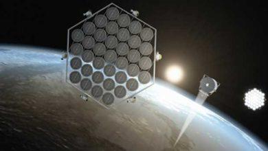 Avancée technique majeure pour la réalisation d'une centrale solaire spatiale