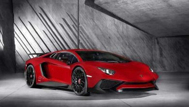 Photo de Aventador LP 750-4 SV : Lamborghini officialise sa supercar
