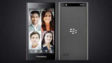 Photo of BlackBerry : bientôt un smartphone doté d'un écran avec deux bords recourbés