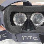 Réalité virtuelle : le spectaculaire casque Vive d'HTC
