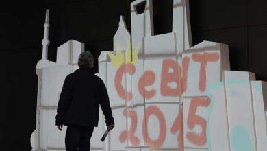 Photo de CeBIT : la révolution 3D est en marche