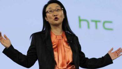 Photo de Cher Wang devient PDG de HTC