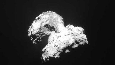 Photo de Philae n'a pas (encore) répondu à Rosetta