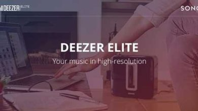 Photo de Deezer Elite HD arrive en France