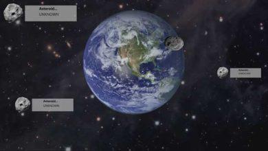 Photo of Détection d'astéroïde : tout le monde peut aider la NASA