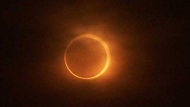 Photo de Pourquoi les enfants ne pourraient-ils pas observer l'éclipse solaire ?