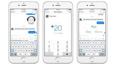 Facebook Messenger prépare l'envoi d'argent