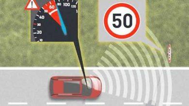 Photo de Ford : un limiteur de vitesse automatique