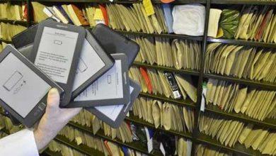Photo de France : la TVA des livres numériques devra repasser à 20%