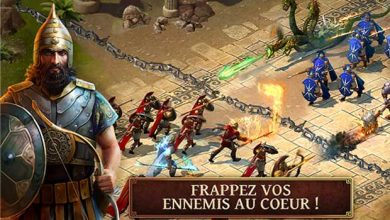 Photo de Gameloft : Age of Sparta arrive sur Windows Phone