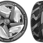 Goodyear : des pneus pour recharger sa voiture électrique