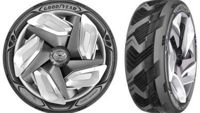 Photo of Goodyear : des pneus pour recharger sa voiture électrique