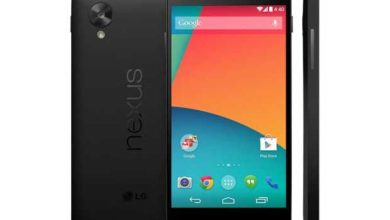 Google : disparition du Nexus 5