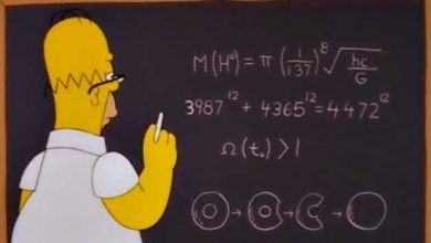 Homer Simpson a failli découvrir le boson de Higgs, 14 ans avant le CERN
