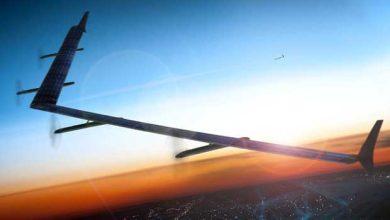 Internet.org : premier test réussi pour un drone relais solaire