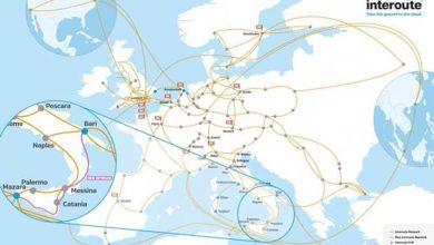 Interoute : une nouvelle route en fibre optique de 1 300 km