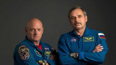 ISS : ils sont arrivés pour y rester 342 jours