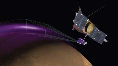 Mars : Maven détecte de mystérieux nuages