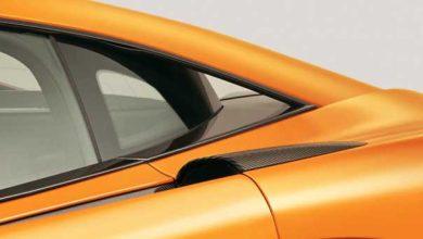 Photo de McLaren joue à cache-cache avec la 570S Coupé